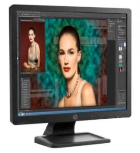 HP ProDisplay P19A 19 吋 LED 背光顯示器