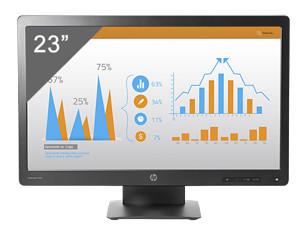 HP ProDisplay P232 23吋 LED 顯示器