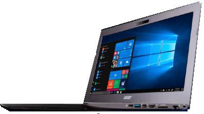 Acer PS348-G1 灰/14吋/i7-8550U/8GB/256GB SSD/1.65kg/Win10 Pro