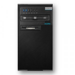 ASUS 商用電腦 D540MA-I38100023R(i3-8100/8G DDR4/1T/DVD/300W/WIN10P/333)